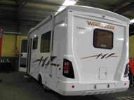 we also specialize in motorhome sytems